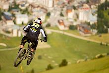 Crankworx Les 2 Alpes 2012 - Day Three: Video