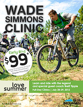 Simmons/Tippie - Blue Mountain Bike Camp