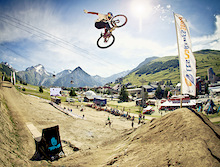 100+ Photos! Crankworx Les 2 Alpes 2012 Slopestyle Recap