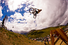 Result and Replay: Teva Best Trick Show Down - Crankworx Les Deux Alpes