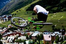 Crankworx Les 2 Alpes 2012 - Slopestyle Practice