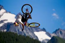 2012 Crankworx Les 2 Alpes - IXS Slopestyle Results - Semenuk Wins!