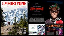 Mountainbike magazine MAG41 Issue #003