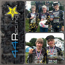 British 4x Series Round 4 & National Champs - Harthill