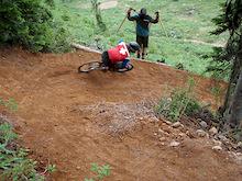 Kicking Horse Bike Park - Trail Crew Update #3 - 2012