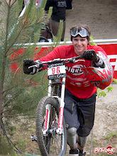 Downhill mania!  WC DH #1 in Vigo Spain