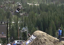 Colorado Freeride Festival - Semenuk wins Shimano Slopestyle