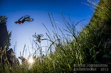 Day 2 Crankworx Whistler - Dual Speed & Style presented by AVID