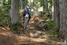Video: Official Crankworx Whistler Garbanzo DH recap