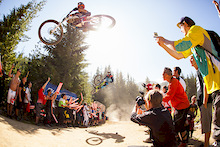 Smith Team at Crankworx 2012