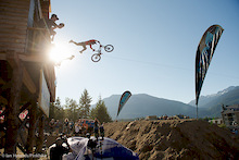 Results: Teva Best Trick Showdown - Crankworx Whistler 2013