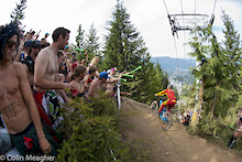 Results: Canadian Open DH - Crankworx Whistler 2013