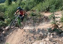 Kicking Horse Bike Park - Trail Crew Update #6 - 2012