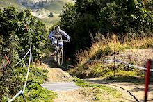 IXS European Downhill Cup 2012 - Fairclough wins Chatel