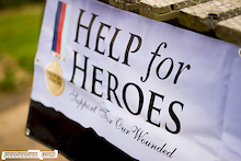 Video: Help for Heroes Charity Race at the Bull Track, Sussex