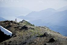 North America's Highest Descent?