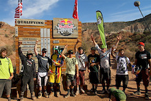 Red Bull Rampage 2012 - Rider Quotes