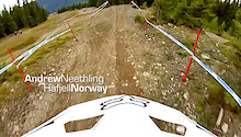 Contour - Hafjell Norway Course Preview from Andrew Neethling