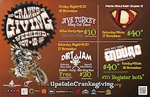 Event - 2012 Cranksgiving Weekend G-Vegas, SC