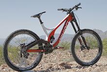 Steve Smith's Devinci Wilson Carbon - Interbike 2012