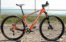 Pivot Takes a Step Back in Time - Pivotles carbon hardtail 29er