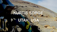 Contour 'Where The Trail Ends' Moment - Kurt Sorge in Utah