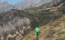 Switzerland Mountain Biking 2012 edition - Jeizinen in the Sonnenberg - Part 4 of 4