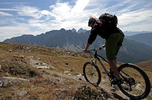 South Tyrol 2012; Mountain-Biking the Dolomites & Italian Alps – Brixen & Plose Mountain: 2 of 4