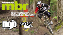 Fabien Barel sets the pace at the Forest of Dean
