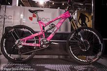 Custom Pink Intense UZZI - We Have A Winner
