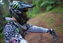 Video: Louis Hamilton in Rotorua, New Zealand