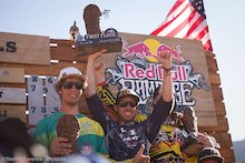 Red Bull Rampage 2012 - Sunday: A Buck Twenty