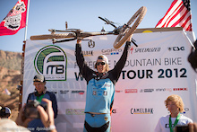 Brandon Semenuk - 2012 FMB World Tour Champion