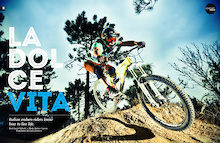 Enduro Mountainbike Magazine: 001