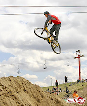 2006 John Cowan Dirt Jump Jam at C.O.P.