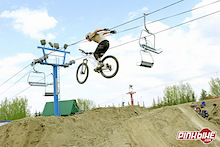 Dirt Jam at C.O.P. this weekend