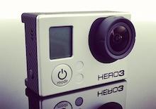 GoPro announces the HERO3