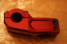 Profile Racing Push stem 53mm Red Mark Mulville For Sale