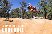 Video: A Day In The Life Of Luke Ball