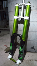 EXCLUSIVE: DVO Emerald Inverted DH Fork - First Look