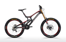 First Look: Santa Cruz V10 Carbon 2013