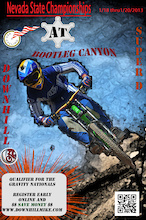 2013 Nevada State DH Championships at Bootleg Canyon