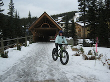 Fat Bike Rentals Now Available at Sun Peaks Resort