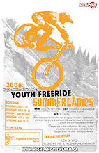 Youth Freeride Summer Camps in Victoria BC