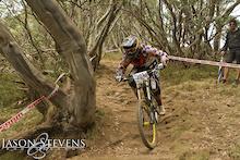 Kona Factory Team Australia at Mt Buller - VDHS Round 4