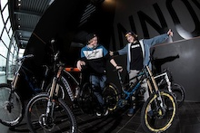 Thomas Genon and Anton Thelander Team up With Canyon