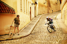 Teaser: Urban Downhill with Filip Polc