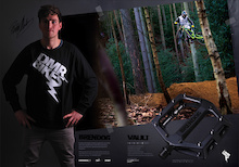 Video: Brendan Fairclough on Flat Pedals and the New DMR 'Brendog Vault'