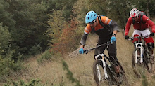 Video: BMC Trail Crew - Enduro Winter Training