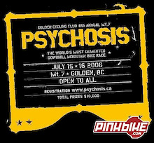 Less than a week until things get Psycho-Mt.7 Psychosis this weekend!